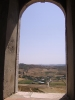 zicht uit kloostertoren