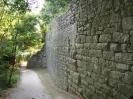 de archeologische site